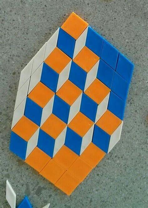 pattern block blackline masters pattern block 3d view whoooooooa i never imagined using