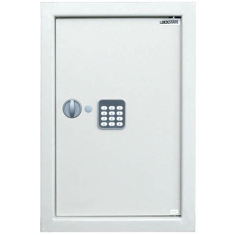 wall safe lockstate ls 52en large digital wall safe ls 52en