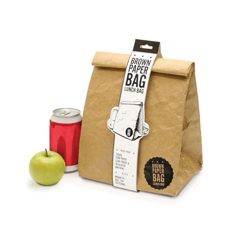 Take Away Box Bag From Os by Brown Paper Bag Luckies Of Touch Of Modern