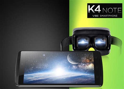 Lenovo Vibe K4 Note Vr lenovo k4 note with 5 5 inch 1080p display 3gb ram