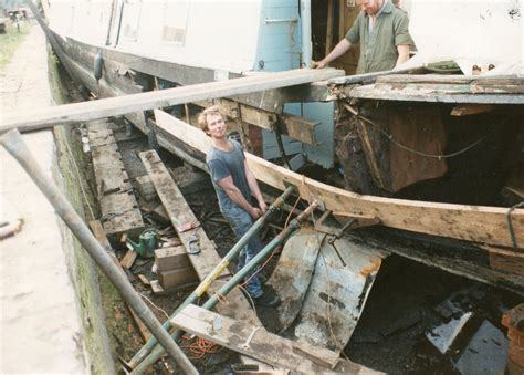 living on a boat and council tax backstory 1 pearl and me and caggy s yard