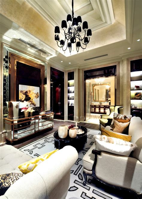 Master Living Room by Congratulations To David Chang Design Associates Who Were