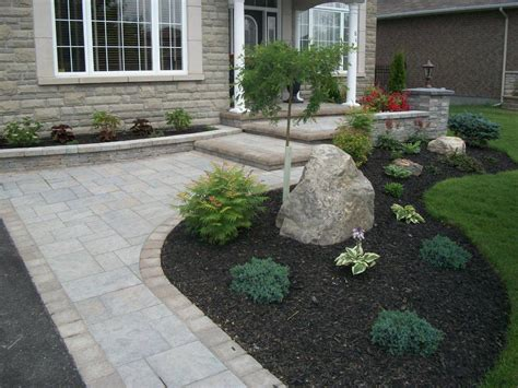 landscape ideas for backyard islands the garden