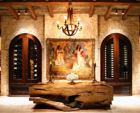 unique rustic home decor eclectic spanish style lake house mediterranean wine