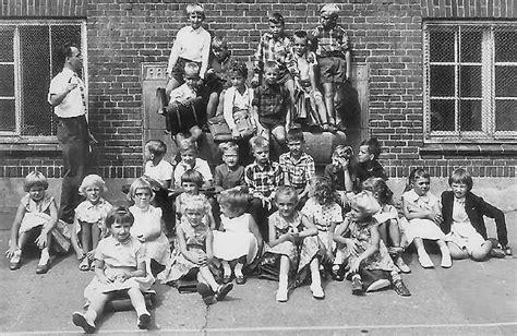 Klassebilleder fra Sundpark Skole U 2 1959
