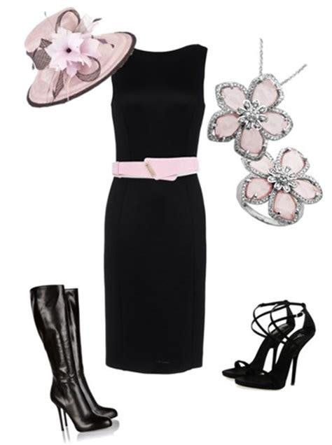 black dress style  dress  ways dot