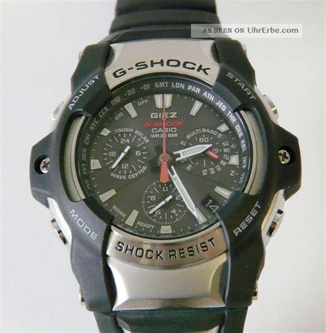 Casio G Shock Gwn1100 casio g shock gs 1100 1aer armbanduhr funk solar 20