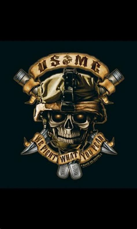 usmc wallpaper for iphone 6 download usmc we fight live wallpaper for android appszoom