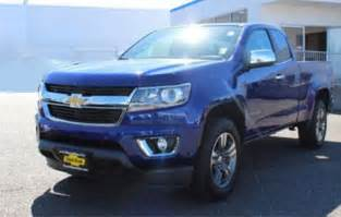 2017 chevrolet colorado shoreline release date