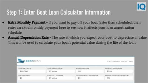 boat payment calculator boat loan calculator boat loan payment calculator