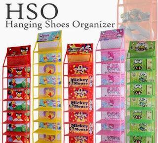 Rak Helm Gantung Karakter jual organizer grosir dan eceran jual rak sepatu gantung