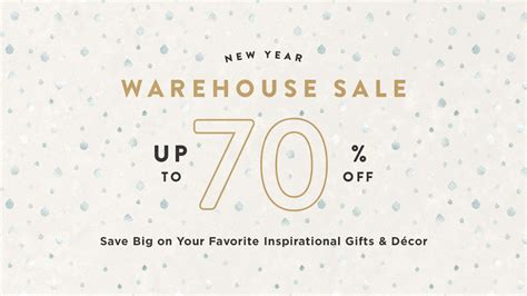 new year warehouse sale sale clearance dayspring