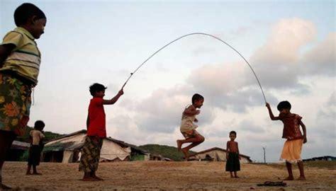 Lompat Tali agar jantung anak sehat lompat tali perlu dipopulerkan