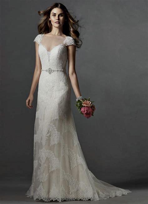 Simple Vintage Wedding Dresses by Simple Lace Vintage Wedding Dresses Naf Dresses