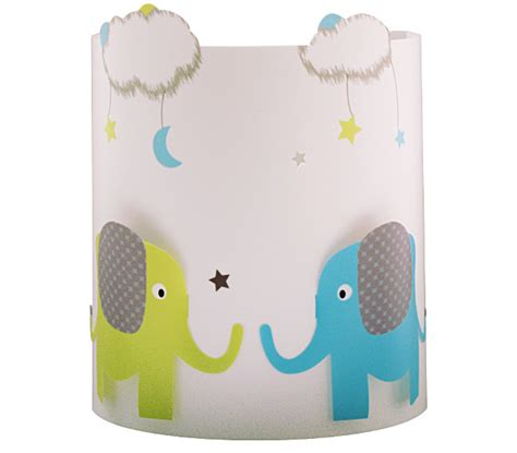 appliques chambre enfant applique chambre bb elephant et nuages fabrique casse