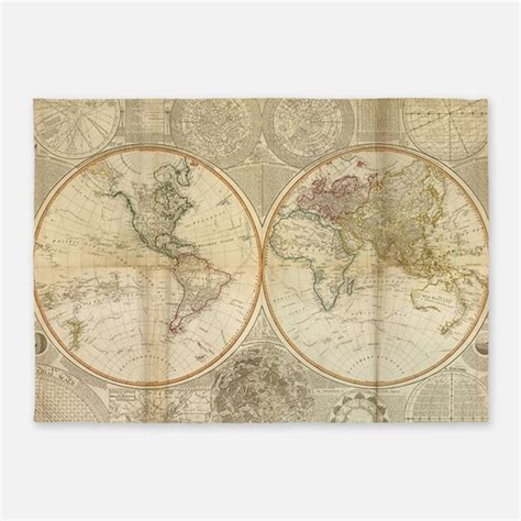vintage map rug antique map rugs antique map area rugs indoor outdoor rugs
