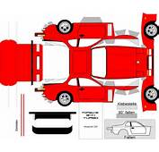 To Modify And Print The PaperCars You Must Have Macromedias Flash