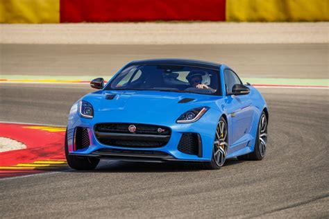 imagenes del jaguar fotos de la prueba del jaguar f type svr autof 225 cil es