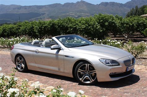 2012 bmw convertible 2012 bmw 6 series convertible drive photo gallery