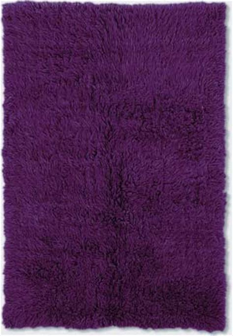purple flokati rug genuine flokati purple shag rug from the flokati rugs collection collection at modern