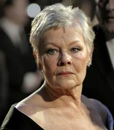 judi dench haircut judi dench hairstyles
