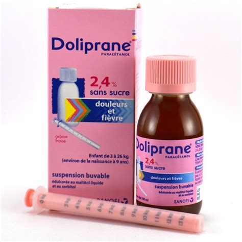 Caladine Baby Liquid Bottle 100ml doliprane sugar free syrup paracetamol 2 4 100ml bottle