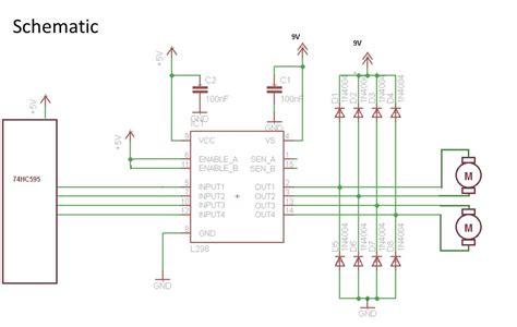 l298n circuit diagram l298n circuit diagram 21 wiring diagram images wiring