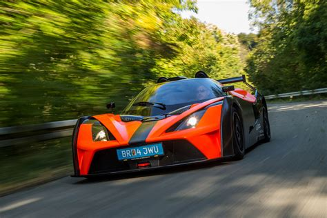 Ktm Autos Kaufen by Ktm X Bow Gt4 Racetrack Adrenaline For The Road Auto