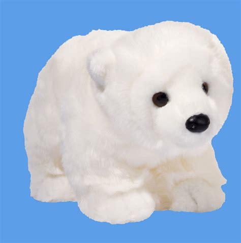 douglas marshmallow polar bear plush animal toy 15