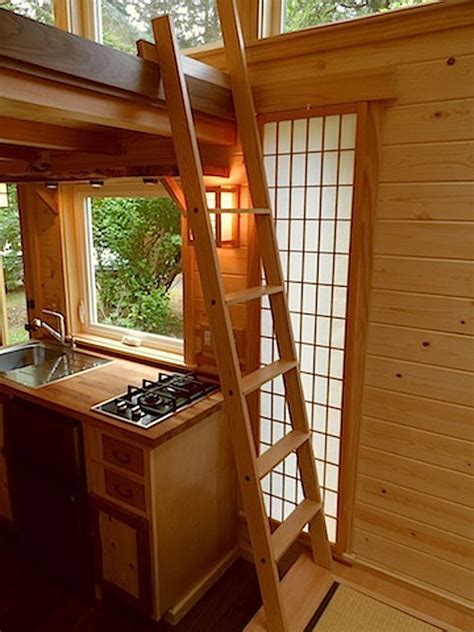 Tiny House Stairs & Ladders   Living Big In A Tiny House