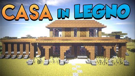 minecraft come costruire una casa come costruire una casa in legno senza texture