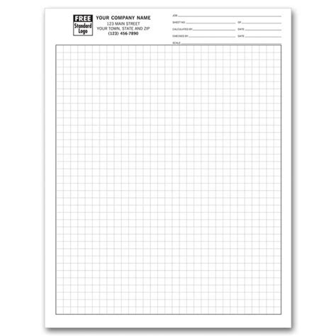 graph paper 11 x 17 1 4 inch free shipping graph engineering pads 11 x 17 1 8 inch 708 at print ez