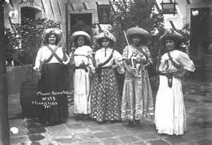 Que coman pastel la moda en 1910 revoluci 243 n mexicana