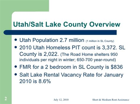 salt lake county housing authority section 8 2 2 designing short and medium term rent subsidies flynn