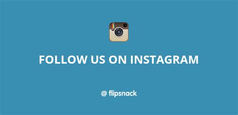 How To Find To Follow On Instagram Follow Us On Instagram Flipsnack
