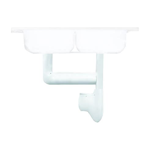 ada sink pipe insulation handy shield maxx ada lavatory protector 2003w