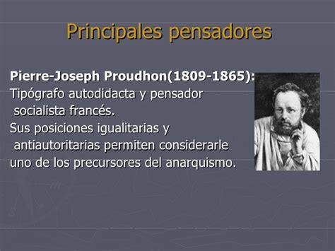 libro pierre joseph proudhon lanarchie anarquismo y marxismo