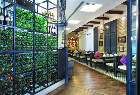 design cafe architects bangalore salt indian restaurant by choreography of spaces