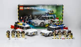 Lego Sets Lego Cuusoo Ghostbusters Ecto 1 Box Images The Toyark News