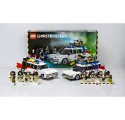 LEGO CUUSOO Sales News 21108 Ghostbusters A Comparisson By
