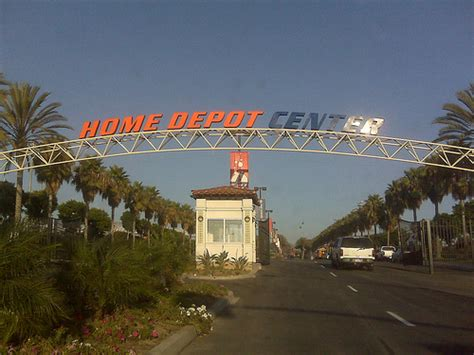 home depot center entrance by jcolivera on flickr south