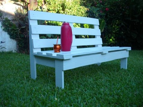 painted benches ideas diy wooden pallets furniture ideas for home and garden