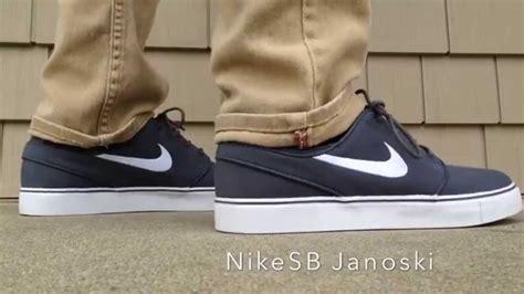 nike sb stefan janoski review   feet hd youtube
