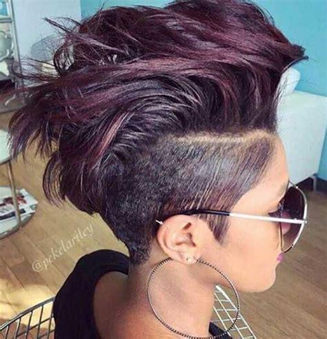 edgy short hairstyles  haircuts crazyforus