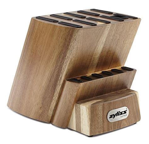 empty wooden knife block knife blocks empty knife stores