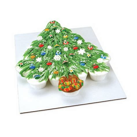 gorgeous christmas cupcake ornaments decorations for