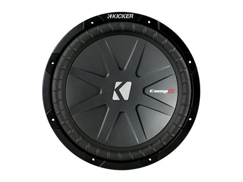 Kickers Safety 12 12 quot compr subwoofer 4 ohm kicker 174