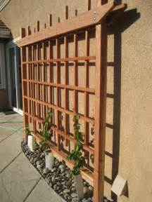 Freestanding Trellis Trellis Arbor Or Pergola That Is The Question Ccd