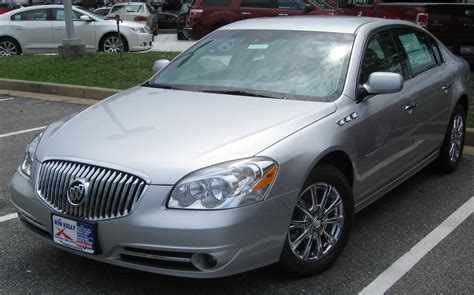 how it works cars 2010 buick lucerne auto manual 2010 buick lucerne information and photos momentcar