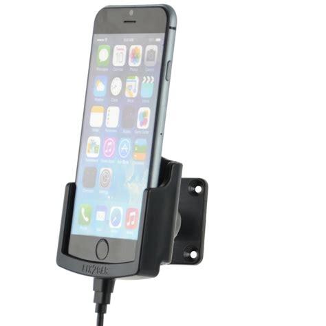 Iphone Halterung Auto by Iphone 6 Fix2car Aktive Handyhalterung Lade Halterung Mit